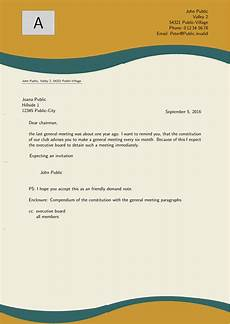 How To Write A Letter Head Letterhead How To Create Letter Head Like This Tex