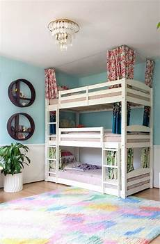 bunk bed curtains how to tutorial reality daydream
