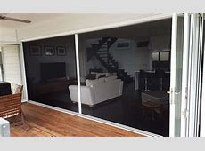 Retractable Fly Screens. Insect Screens Retractable Into