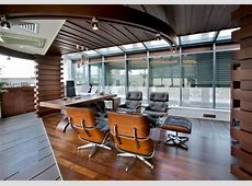 Modern Workplace Environment by Art New Vision   InteriorZine