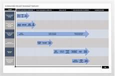 Roadmap Project Free Product Roadmap Templates Smartsheet