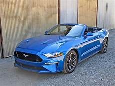 2019 ford mustang gt premium one week with 2019 ford mustang gt convertible premium