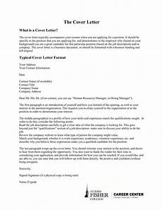 Examples Of Cover Letters For A Job 21 Cover Letter Examples Pdf Examples