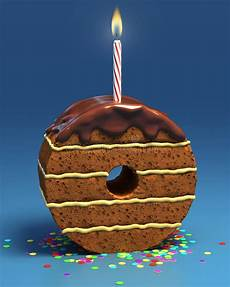 candela a forma di torta torta di compleanno a forma di di numero sette
