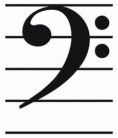 Clef Music File Bass Clef Svg Wikipedia