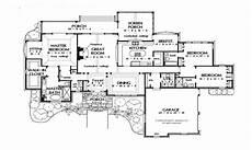 Best Single Story Floor Plans One Story Luxury House Plans Best One Story House Plans
