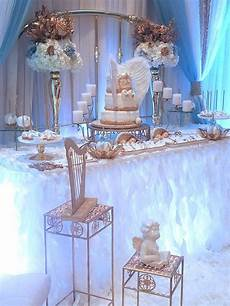Angles Theme Baby Boy Angel Shower Baby Shower Ideas Themes Games