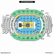 Scotiabank Arena Seating Chart Seating Charts Amp Tickets