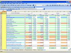 Sample Financial Analysis Report Excel Excel Report Templates The 3 Essential Templates You Re