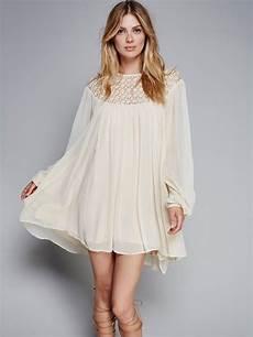 macrame lace mini dress at free clothing boutique