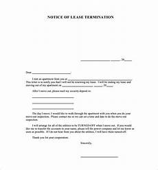 Cancel Contract Letter Template Free 12 Notice Of Cancellation Letter Templates In Pdf