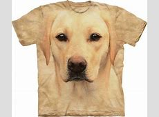 3D Dog Face T Shirts