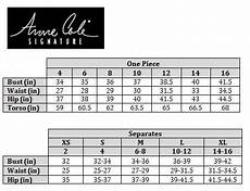 Anne Size Chart Plus Size Chart Amp Fit Guide Always For Me
