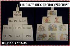 I Belong To The Church Of Jesus Christ Flip Chart The Chorister S Corner The Church Of Jesus Christ Week Two