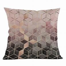 modern geometric pillow colorful cushion cover