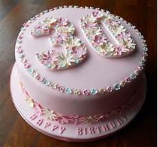 30th Birthday Cake Designs For Her 30th Birthday Cake