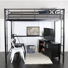 best size loft beds for adults and heavy