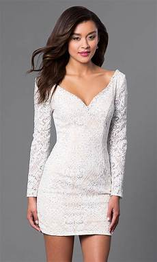 sleeve homecoming dresses lace sleeve homecoming dress promgirl