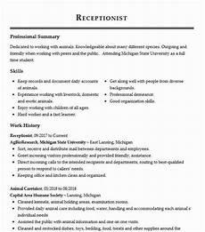 Receptionist Skills List Resumes Eye Grabbing Receptionist Resumes Samples Livecareer