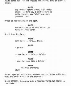 Sample Screenplay This Is An Example Of A Movie Script Writing Was Never My