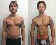 10 before after fitness transformations