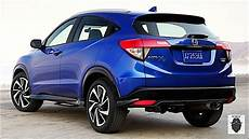 2019 Honda Vezel by 2019 Honda Hr V Everything You Wanted To All