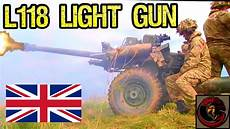 105mm Light Gun For Sale L118 Light Gun Howitzer British 105 Mm Artillery Youtube