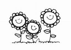 fiori disegni per bambini fiori da colorare disegni da stare a tema fiori per