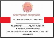 Charity Gift Certificates 22 Legitimate Donation Certificate Templates For Your Next