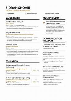 Resume Example 200 Free Professional Resume Examples And Samples For 2019