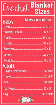 Blanket Chart The Complete List Of Blanket Sizes Amp Roundup Sewrella