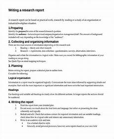 Essay Report Example Free 10 Report Writing Examples In Pdf Examples