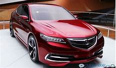 2019 Acura Tlx Rumors by 2019 Acura Tlx Type S Release Date Design Engine And