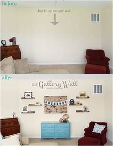 Wall Reveal Diy Gallery Wall Reveal
