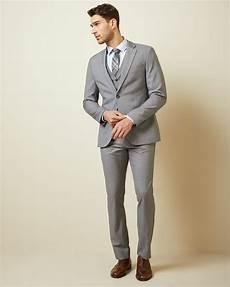 Light Grey Linen Suit Essential Slim Fit Stretch Light Grey Suit Pant Rw Amp Co