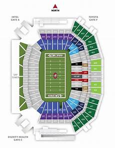 49ers Seating Chart 49ers Interactive Seat Map Brokeasshome Com
