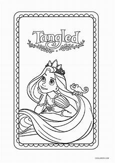 Coloring Pag Free Printable Tangled Coloring Pages For Kids Cool2bkids