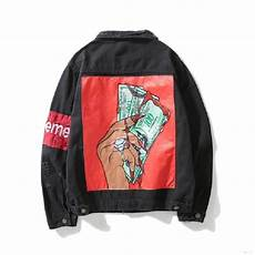 supreme clothes cheap cheap supreme dollar black and new jackets for sale