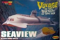 Moebius Seaview Lighting Kit Seaview W Flying Sub Moebius 1 128 Build Review