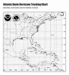 Hurricane Camille Tracking Chart Hurricane Tracking Map