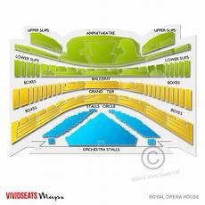 Royal Opera House Seating Chart Royal Opera House Tickets Royal Opera House Information