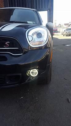 Mini Countryman Light Bar Led Neon Light Bar Black Headlight 11 16 Mini Cooper R60