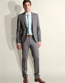 Best Shoes For Light Grey Suit The Office Suit Why Choosing The Right Colors Is So Important