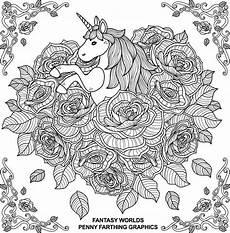 Ausmalbilder Zum Ausdrucken Unicorn The Unicorn From Quot Worlds Quot Coloring