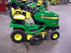 2006 deere x300 lawn garden and commercial mowing