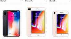 Iphone 8 And Iphone X Comparison Chart Iphone 8 Vs Iphone X What S The Difference Macworld Uk