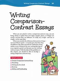 Comparison Essays Topics 25 Writing Comparison Contrast Essays Thoughtful