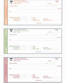 Reciept Templet 8 Free Payment Receipt Templates Word Excel