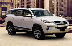 fortuner toyota 2019 2019 toyota fortuner gets more expensive adds a few