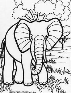 Ausmalbilder Elefant Kostenlos Jarvis Varnado 14 Elephant Coloring Pages For